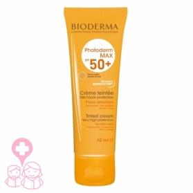 Bioderma Photoderm MAX SPF 50+ crema con color 40 ml
