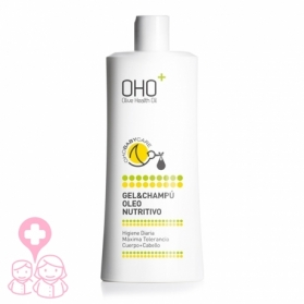 OHO Baby Care gel y champú...
