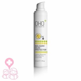 OHO Baby Care bálsamo Oleoprotector 50 ml con Caléndula y Pantenol