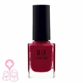 Mia Cosmetics Royal Rubi esmalte fórmula 9-free gran cobertura 11 ml