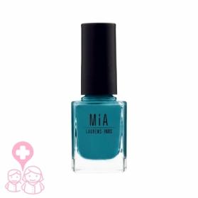 Mia Cosmetics Lagoon esmalte fórmula 9-free gran cobertura 11 ml