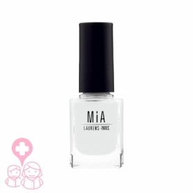 Mia Laurens Frost White esmalte fórmula 5-free gran cobertura 11 ml