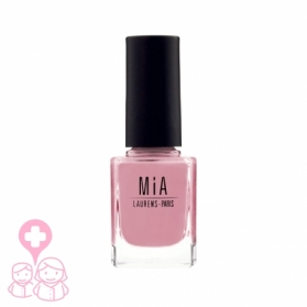 Mia Cosmetics Ballerina Pink esmalte fórmula 9-free gran cobertura 11 ml