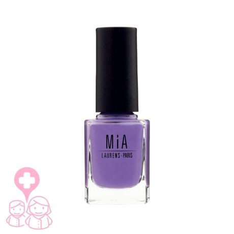 Mia Cosmetics AMETYST esmalte fórmula 9-free cobertura excepcional 11 ml