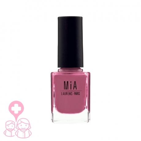 Mia Cosmetics Chiffon Peony esmalte fórmula 9-free gran cobertura 11 ml