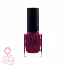 Mia Cosmetics Crimson Cherry esmalte fórmula 9-free gran cobertura 11 ml