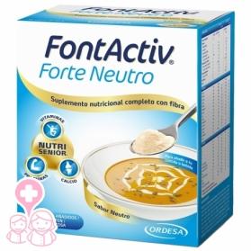 Fontactiv Forte Neutro 10 sobres de 30 gr