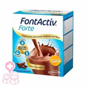 Fontactiv Forte Chocolate 14 sobres de 30 gr