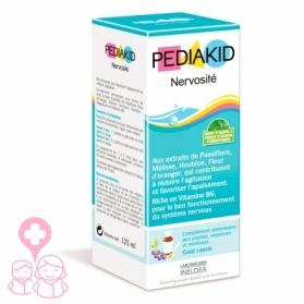 PediaKid Nerviosismo con Pasiflora, Melisa y Azahar 125 ml