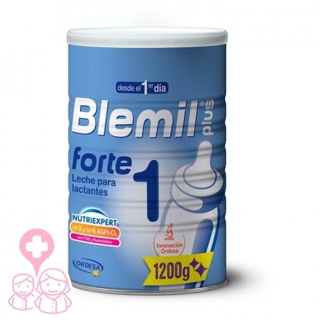 Blemil Plus 1 Forte 1200 gr leche infantil de inicio