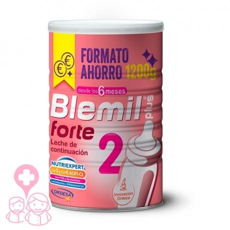 Blemil Plus 2 Forte 1200 gr leche infantil