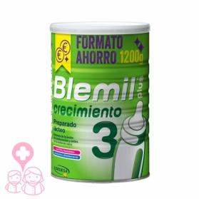 Blemil Plus 3 Crecimiento leche infantil 1200 gr