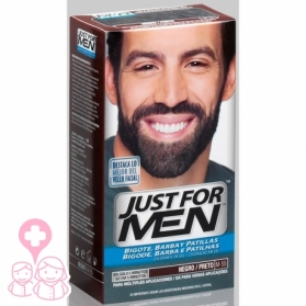 Just for Men tinte para barba y patillas Negro