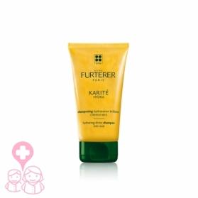 Rene Furterer Karité champú hidratación y brillo 150 ml