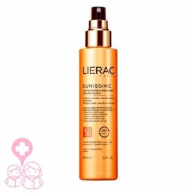 Lierac Sunissime SPF50 leche protectora revitalizante anti-edad 150 ml