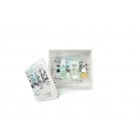 Darphin cofre Exquisito Exquisage contorno ojos y labios 15ml + gel de nenúfar 30ml + aceite de mandarina 4ml