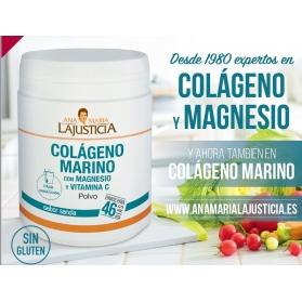 Ana maría lajusticia colágeno marino con magnesio y vitamina c  350 g