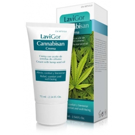 Lavigor Cannabisan crema 75 ml