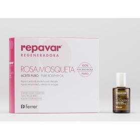 Repavar Regeneradora aceite de rosa mosqueta puro 15 ml
