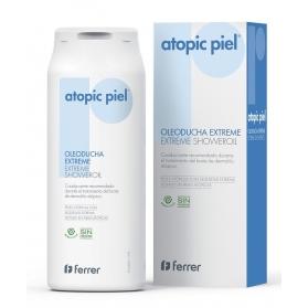 Repavar Atopic Piel Oleoducha Extreme aceite de baño piel atópica 200 ml