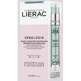 Lierac sebologie sérum doble concentrado regenerador 30ml
