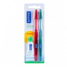 Vitis cepillo dental Suave...