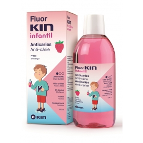 Fluor Kin enjuague infantil 500 ml