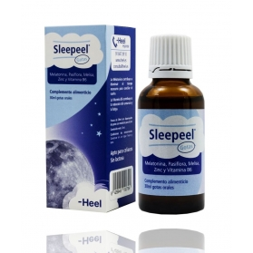 Sleepeel Gotas favorecedor del sueño con melatonina 30 ml