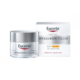 Eucerin hyaluron filler día fps30 antiedad 50 ml