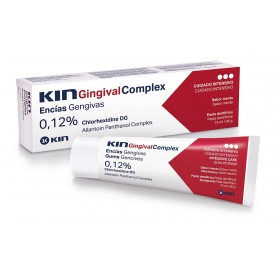 KIN Gingival Complex pasta dental 75 ml encías sensibles