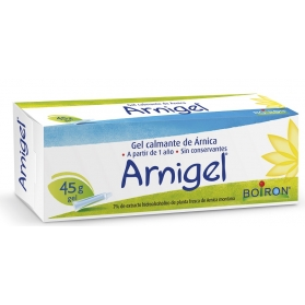 Boiron Arnigel gel de Árnica calmante 45 gramos