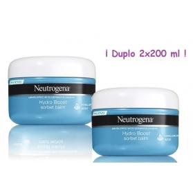 Neutrogena Hydro Boost Sorbet Balm bálsamo corporal refrescante 200 ml