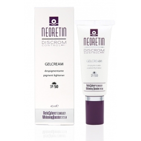 Neoretin Discrom control gel-crema despigmentante SPF 50+ 40 ml