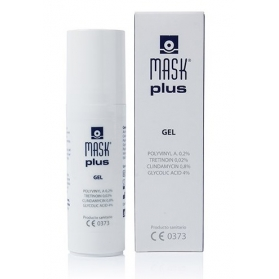 Mask Plus gel acné 30 ml