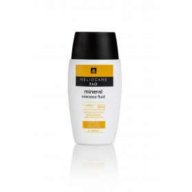 Heliocare 360º Mineral Tolerance Fluid SPF 50+ fluido 50 ml