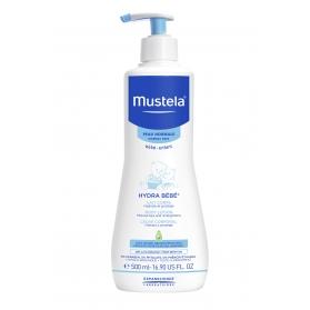 Mustela Hydra Bebé leche corporal 500 ml