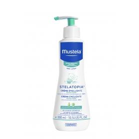 Mustela Stelatopia crema emoliente 300 ml para piel atópica