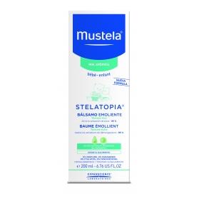 Mustela Stelatopia bálsamo emoliente 200 ml para piel atópica