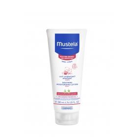 Mustela Piel Sensible leche corporal hidratante confort 200 ml