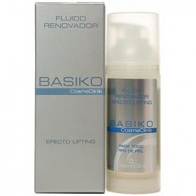 Basiko fluido renovador oil-free 50 ml con Pantenol y Camomila