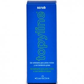 Topyline Scrub gel exfoliante con microgránulos 50 ml