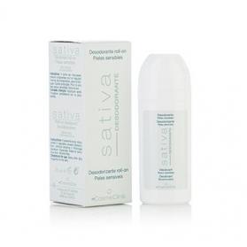 Sativa desodorante roll-on...