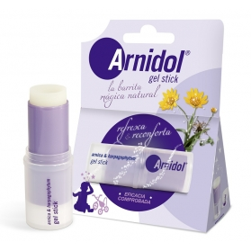 Arnidol stick para golpes 15 ml con Árnica y Harpagofito