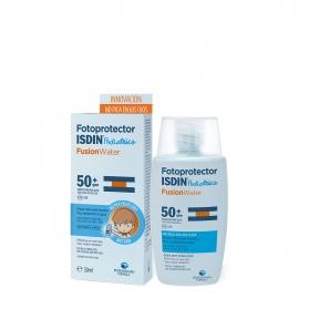 Fotoprotector Isdin Pediatrics SPF 50+ fusion water 50 ml