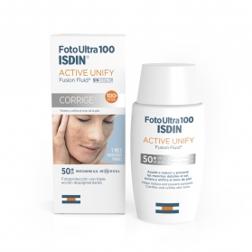 Isdin Foto Ultra SPF 100+ Active Unify fusion fluid 50 ml