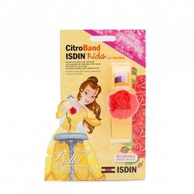 Isdin Kids CitroBand pulsera repelente Bella y Bestia + 2 recargas