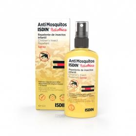 Isdin Pediatrics Antimosquitos repelente de insectos spray 100 ml