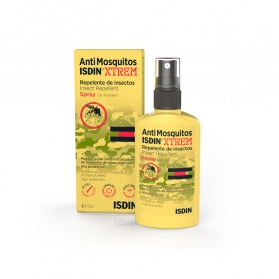 Antimosquitos Isdin Xtreme spray repelente 75 ml