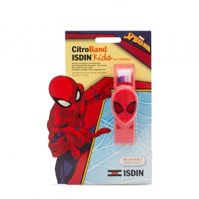 Isdin Kids CitroBand pulsera repelente Spiderman + 2 recargas
