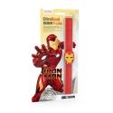 Isdin Kids Citroband pulsera repelente aromática Iron Man 1 pulsera + 2 pastillas de recarga